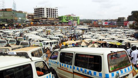 Everything you need to know about transport in Kampala