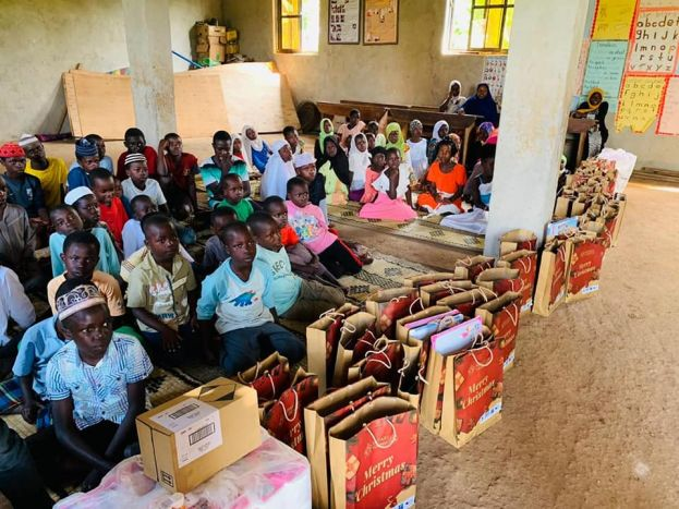 Orphanages Receive Ruparelia Foundation Christmas Gifts