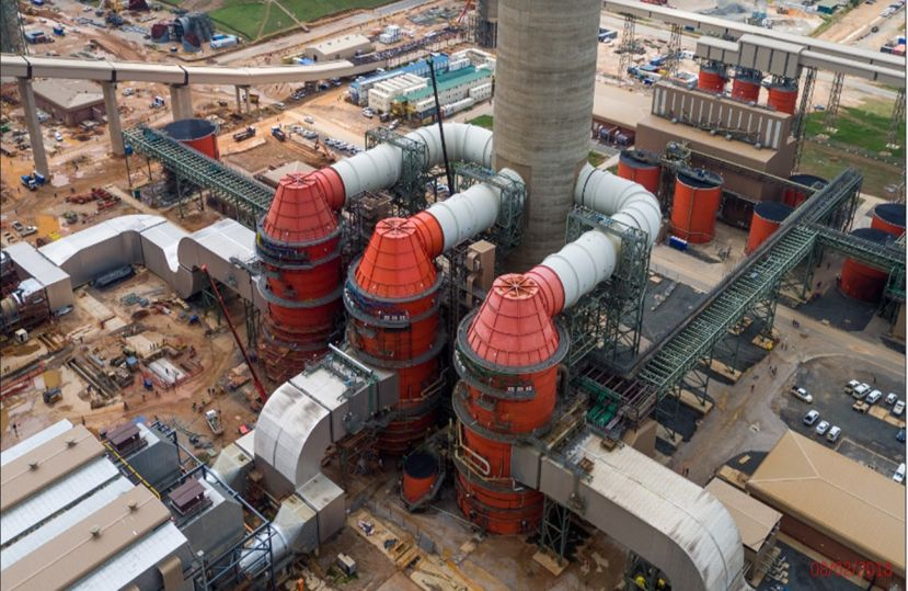 Eskom's Kusile wet flue gas desulphurization plant achieves 93% removal efficiency rate upon completion
