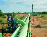 Gas production in Africa is a big topic