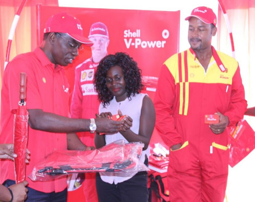 Vivo Energy Uganda launched a new and improved Shell V-Power club