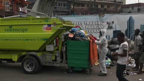 Firm Calls For Sustainable Infrastructure To Waste Management In Africa