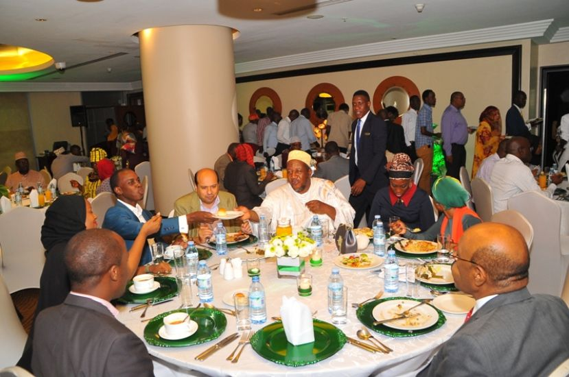 Sheraton Begins Ramadan With A Corporate Dinner