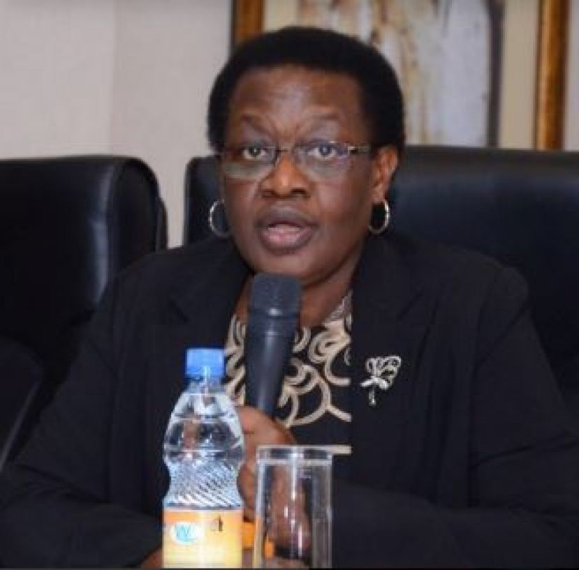Inspector General of Government Irene Mulyagonja