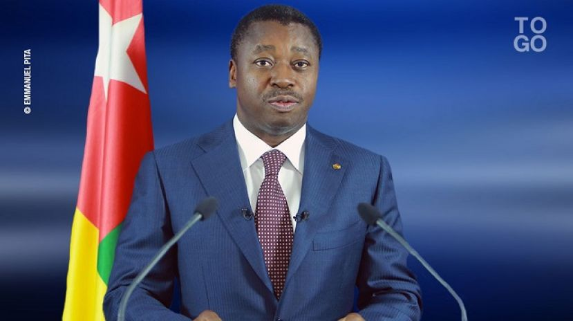 His Excellency Faure Essozimna Gnassingbé, President of the Togolese Republic