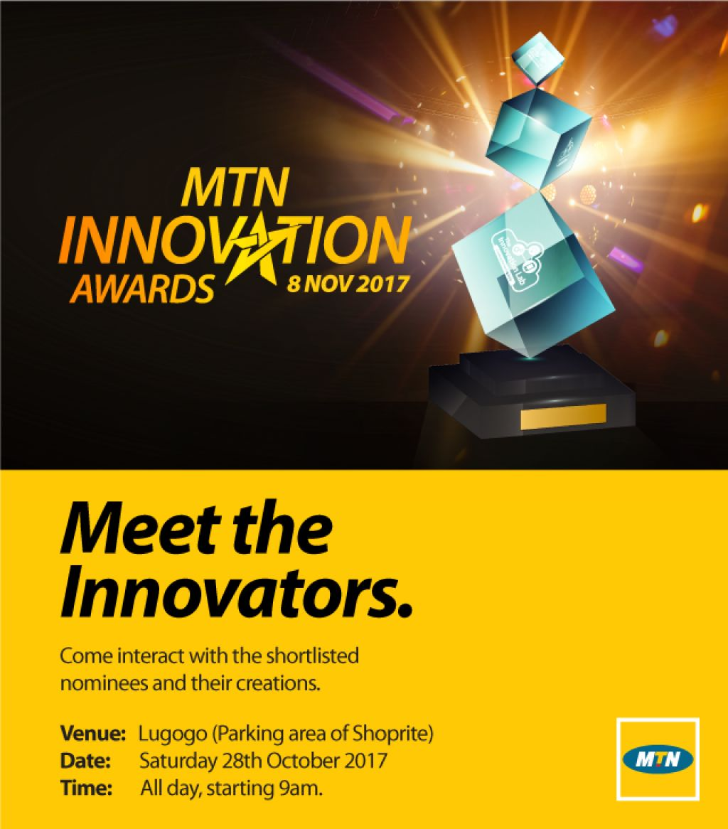 MTN To host Exhibition For Innovation Awards Shortlisted Nominees