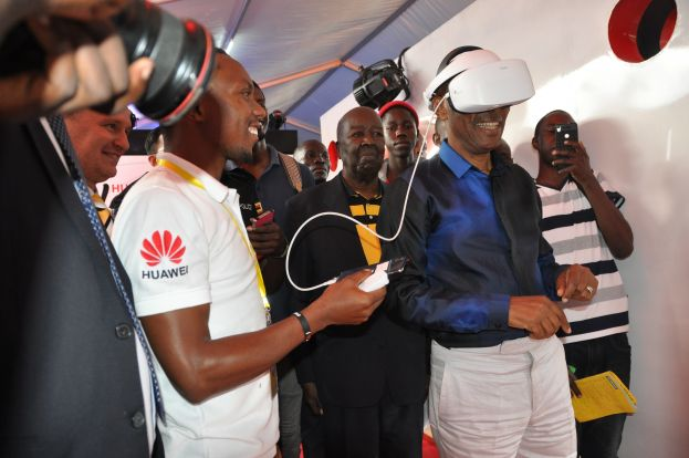 Huawei Showcases Future Of Technology At MTN Expo