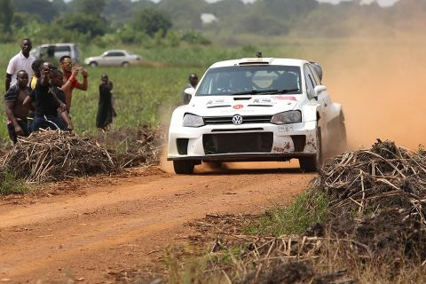 Rajiv Wins Auto Cross Rally In Kapeeka