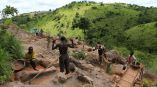 Mining in Uganda is characterized by artisanal activities