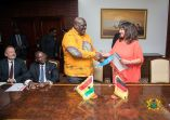 Under the agreement, the two companies will work collaboratively to upgrade and extend Ghana's transmission infrastructure and improve the country's grid capacity