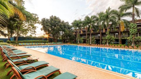 Apart from the gym, Kabira Country Club has with supervision reopened its outdoor activities like swimming, sports activities, aerobics and jogging.