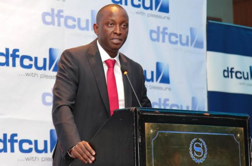 Sekabembe William chose to stay at DFCU instead of moving to KCB in a senior position