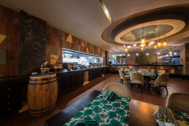 The Pub Bar, the hotel's flagship bar, has been renovated and redecorated to give it a new feel and touch.