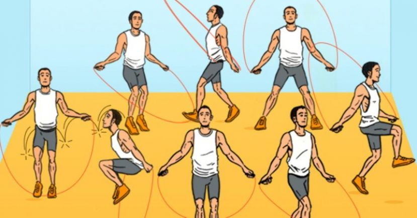 The City Gym Explains Why Jumping Rope Workouts Are Awesome
