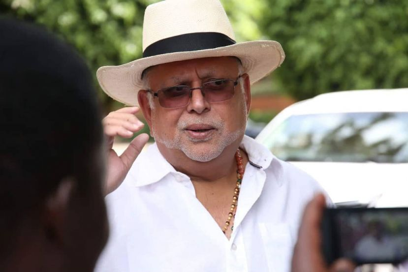 Dr. Sudhir Ruparelia is a leading tax payer in Uganda