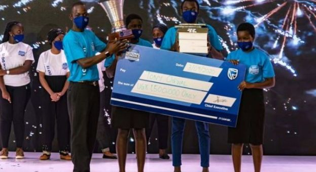 The future of Uganda's entrepreneurship class is surely being built and anchored through this competition which is part of Stanbic's Corporate Social Investments.