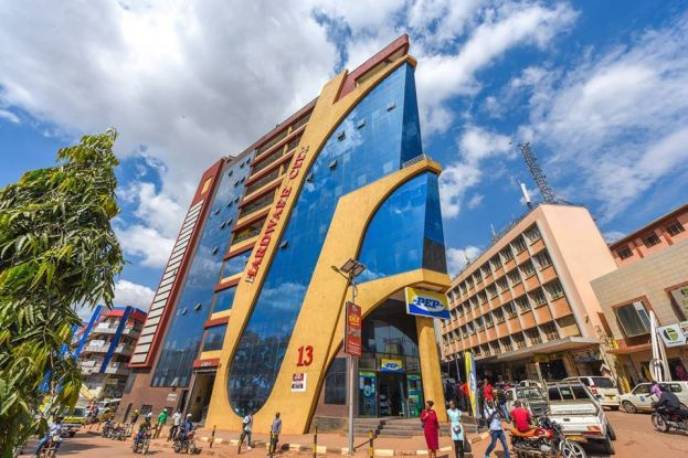 You can get 3 rent free months if you  book for space at Hardware City on Entebbe Road