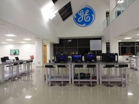 GE, Partners To Train Students In Advanced Manufacturing