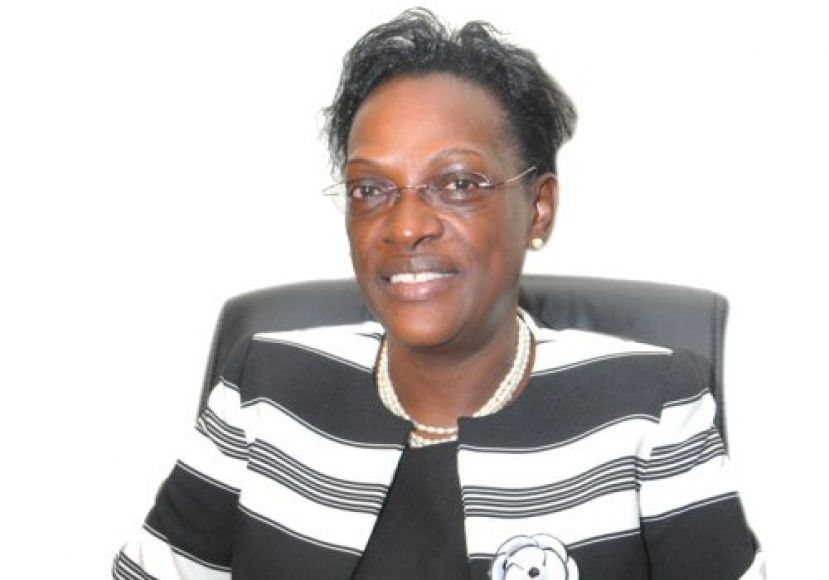 Justine Bagyenda is leaving Bank of Uganda
