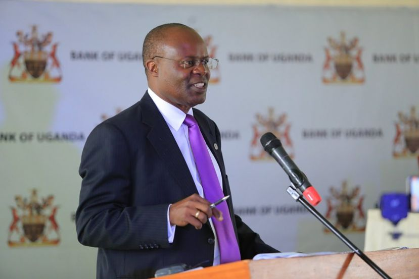 Deputy Governor Bank of Uganda Dr. Louis Kasekende is seeking reappointment at the central bank