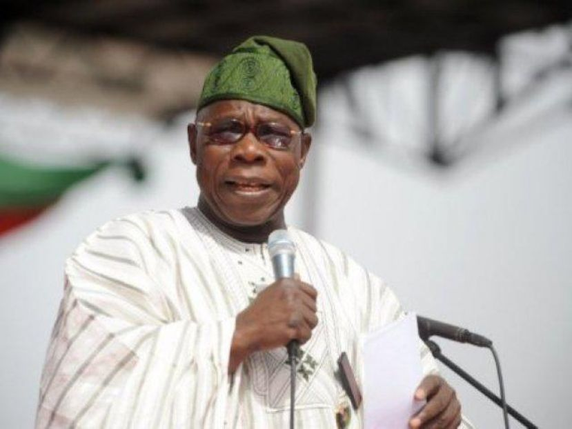 His Excellency Olusegun Obasanjo
