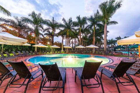 Hotels like Speke Resort Munyonyo are opening their doors to serve guests