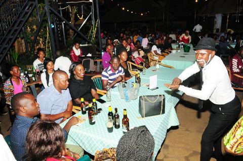 Comedy Settles In At Speke Hotel's Rock Bar & Grill