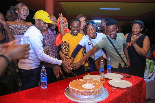 PHOTOS: How Victoria University Partied At Freshets' Ball