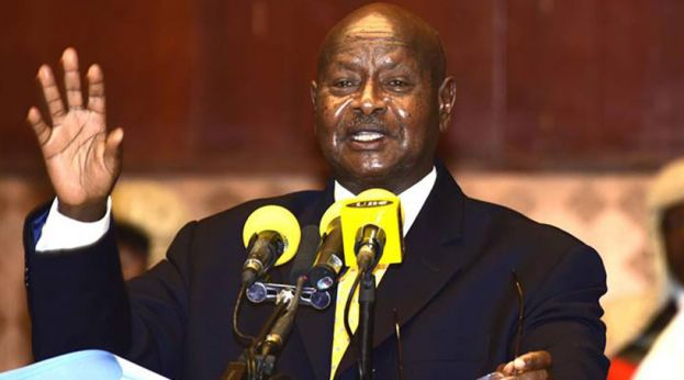 President Museveni has promised to help local oil companies resolve loan issues with banks