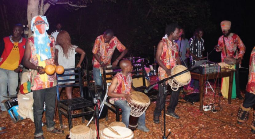 Getting The Groove On At The Nyege Nyege Festival
