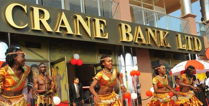 Bank of Uganda took over the management of Crane Bank Limited