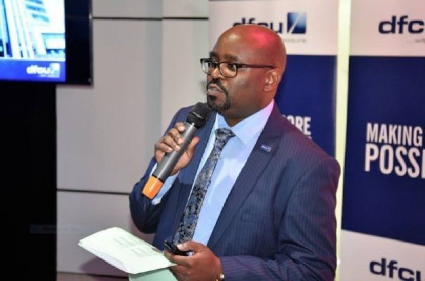 Denis Kibukamusoke has quit DFCU Bank
