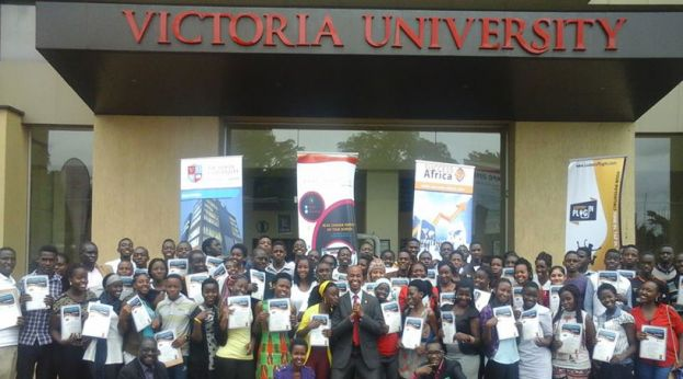 Victoria University recently held a similar meeting to help guide senior six leavers make good professional decisions