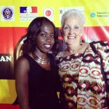 Peace and Ambassador  Deborah Ruth Malac at Women For Women Awards event in Kampala recently
