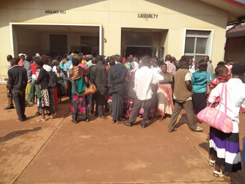 Hundreds Benefit From Free Surgical Camp In Hoima