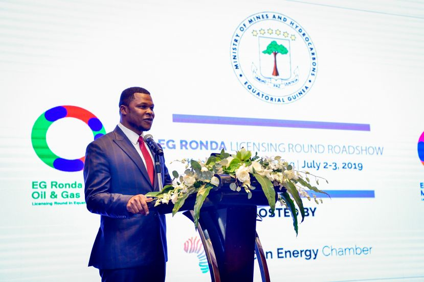 Centurion CEO speaks to Chinese Oil and Gas Investors on African opportunities