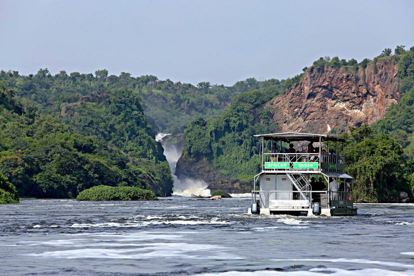 Murchison Falls National Park is a destination for local and international tourists
