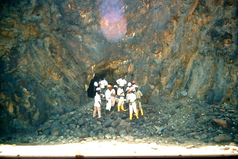 Kilembe Copper Mines in Kasese
