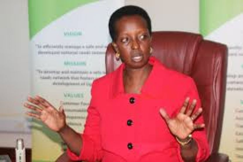 UNRA, led by Allen Kagina, want the fuel station moved