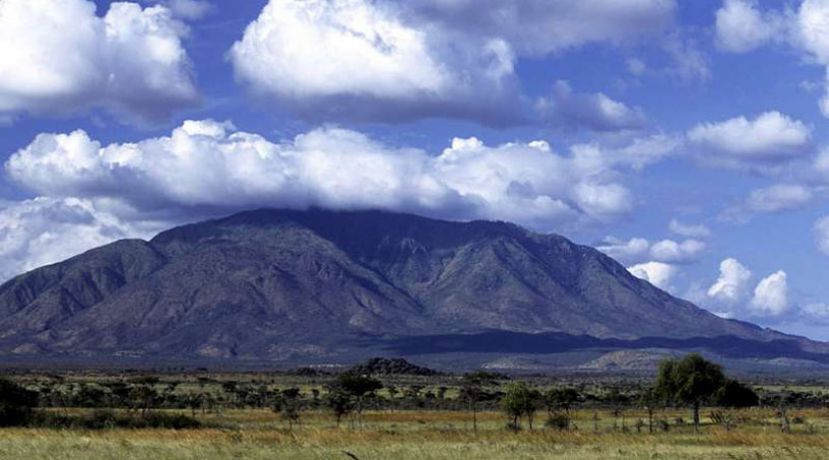 Mountain Elgon is a dominant feature of not only Mbale town but the entire eastern Uganda