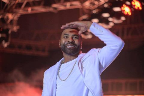 Photos: When Speke Resort Hosted Ginuwine