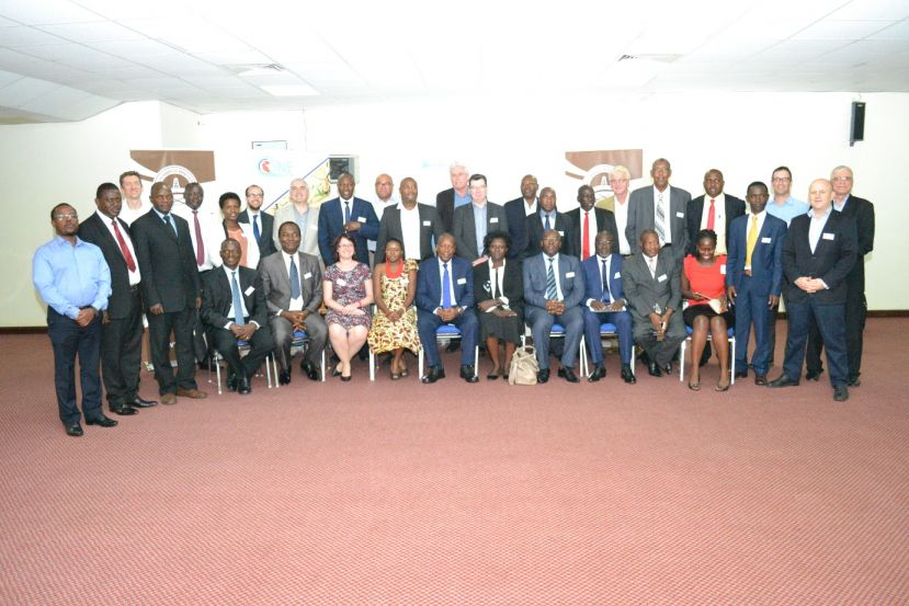 Stakeholders from across Africa met in order to examine innovative ways within which geodata