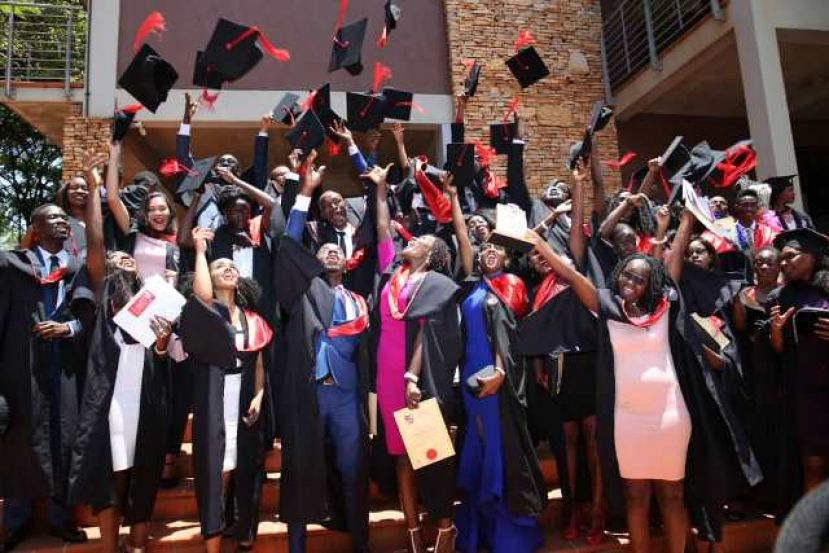 PHOTOS: Celebrations As Victoria University Holds 3rd Graduation Ceremony