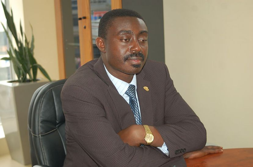 The new permanent secretary (PS) in the Ministry of Energy and Mineral Development, Dr Steven Isabalija