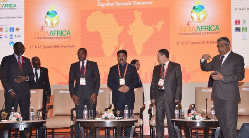 Africa Hydrocarbons Captures India's Attention
