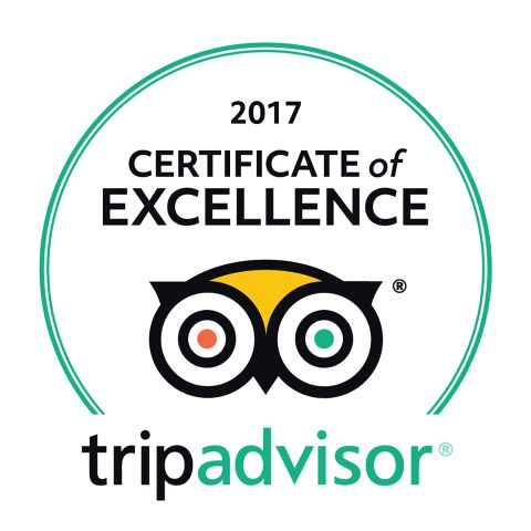 TripAdvisor Certifies Kabira Country Club Again