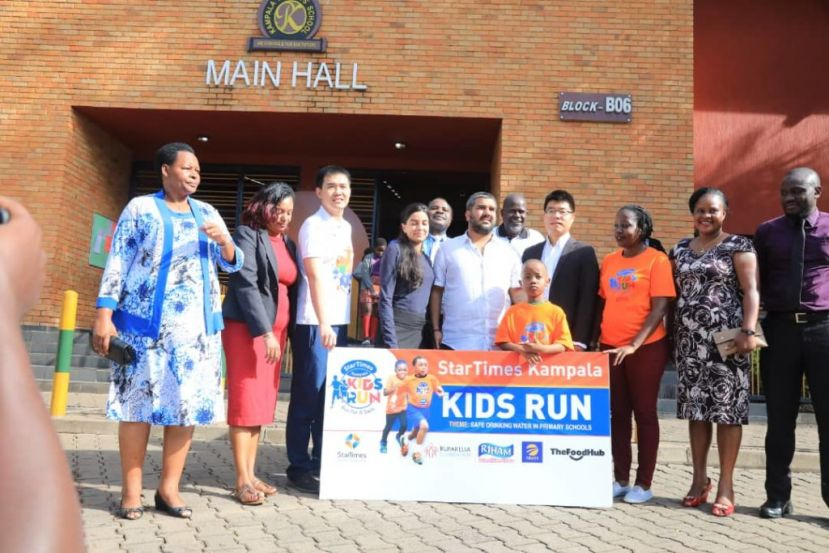 Kampala Parents School To Fundraise For Kids Run