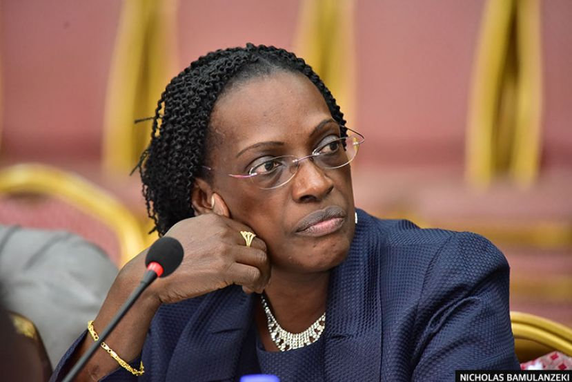 Justine Bagyenda is former executive director of Bank of Uganda in charge of supervision must be indicted, the petitioner says