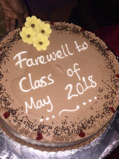 Victoria University Students Celebrate Completion Of Semester