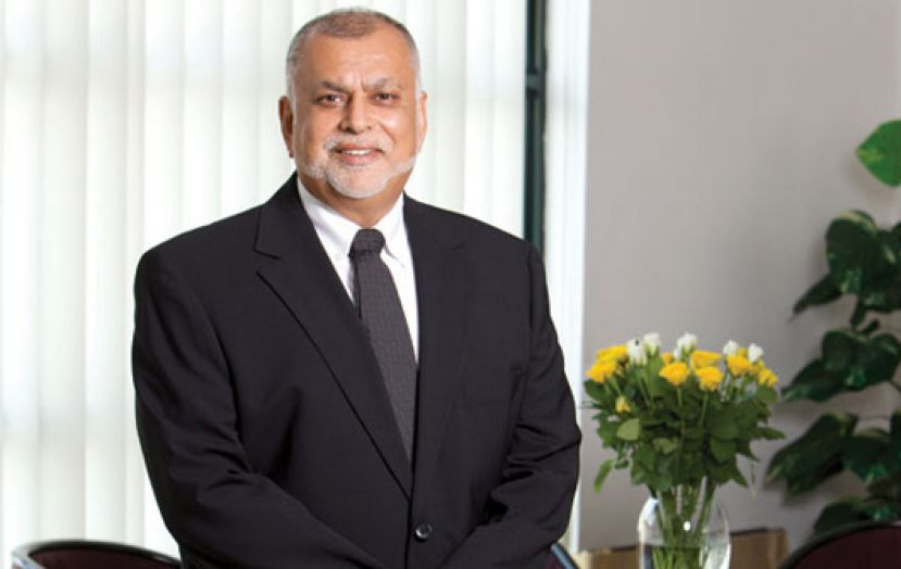 Sudhir Ruparelia changed the way business was done in Uganda in the late 1980s